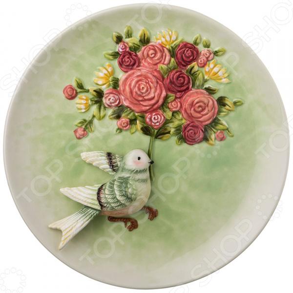 Тарелка декоративная Lefard 59-659 тарелка декоративная lefard 59 565