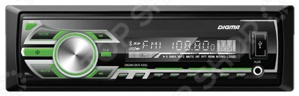 Автомагнитола DCR-420G