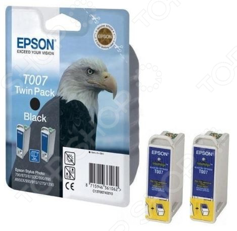 Картридж Epson T007
