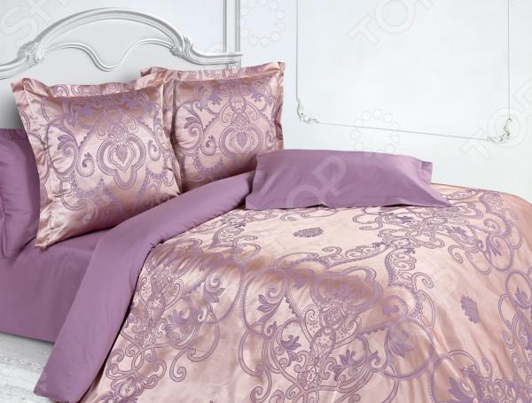 Комплект постельного белья Ecotex «Аметист» ecotex постельное белье элизабет