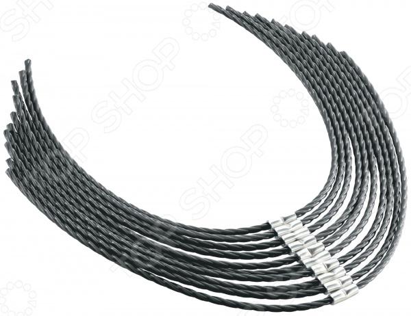 Леска для триммера Bosch AFS 23-37 электрокоса bosch afs 23 37 0 600 8a9 020