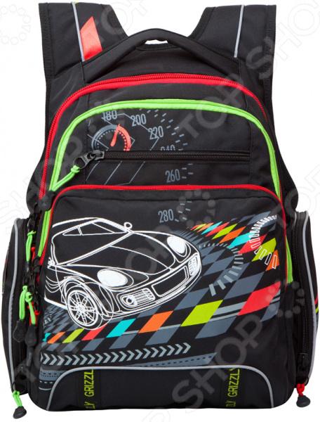 Рюкзак школьный Grizzly RB-631-2/1