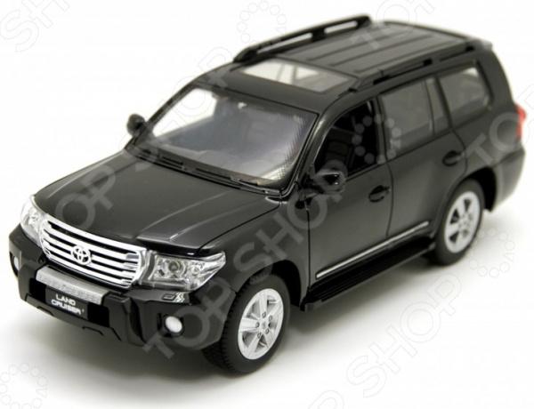 Машинка на радиоуправлении Balbi Toyota Land Cruiser 1:24