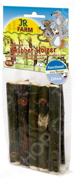 Палочки для грызунов JR Farm Knabber Hoelzer