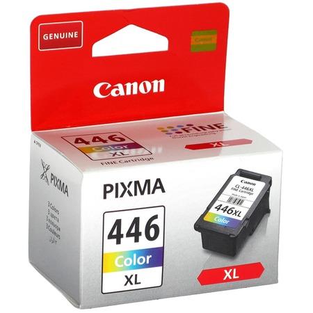 Купить Картридж струйный Canon CL-446XL