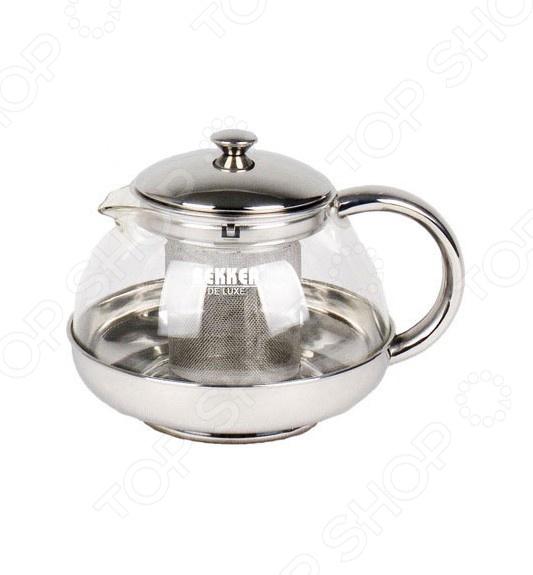 Чайник заварочный Bekker DeLuxe
