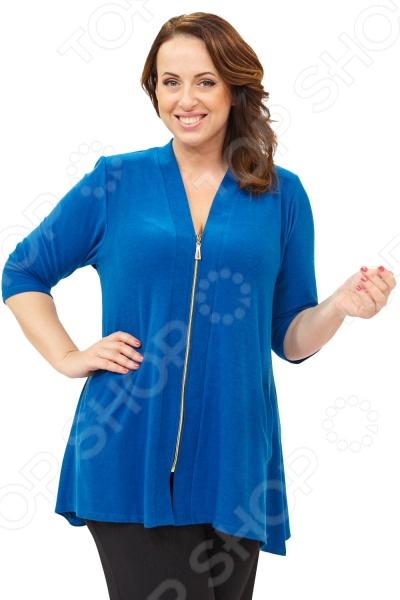 Кардиган Pretty Woman «Паула». Цвет: синий
