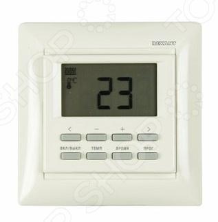 Терморегулятор программируемый Rexant RX-527H терморегулятор программируемый spyheat nlc 527h белый
