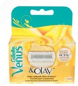 Venus&OLAY Сменные кассеты Gillette Venus&OLAY
