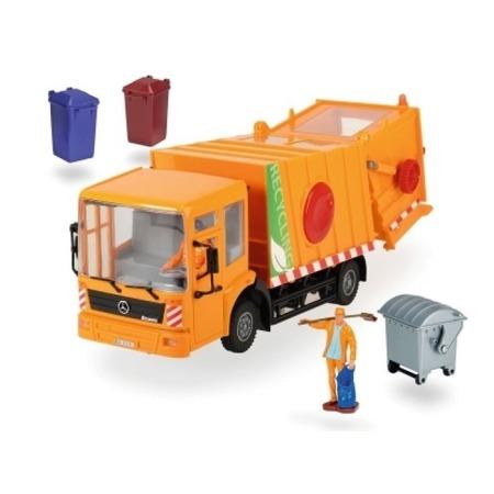 Купить Машинка игрушечная Dickie Mercedes «Мусоровоз»