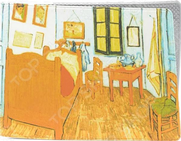 Обложка для студенческого билета Mitya Veselkov «Ван Гог: Спальня в Арле» цена