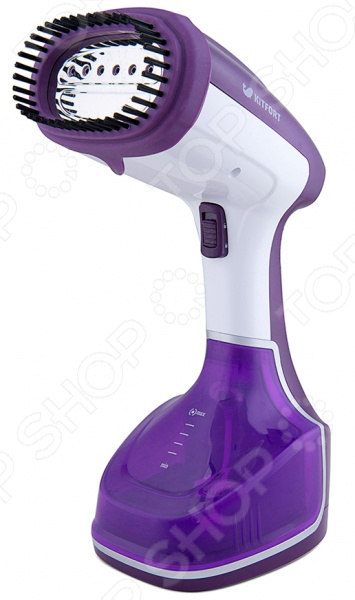 Отпариватель ручной KITFORT КТ-916-2. Цвет: фиолетовый