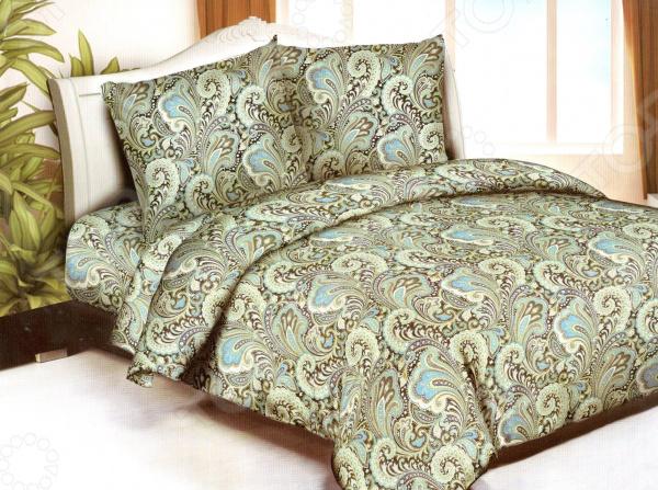 Комплект постельного белья «Сладкий сон». Евро. Рисунок: узоры