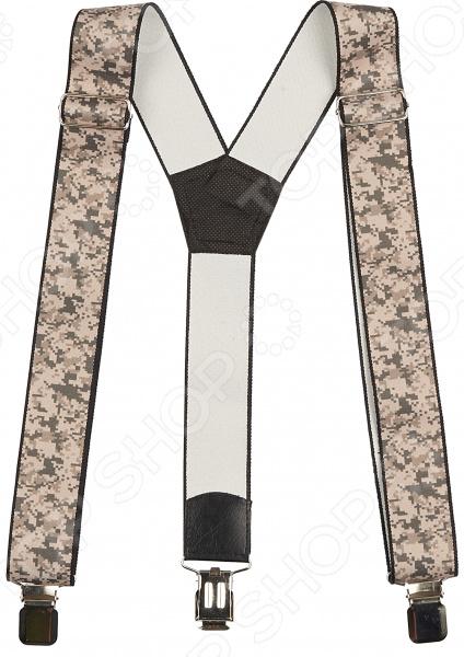Подтяжки Stilmark «Камуфляж-1» камуфляж фитнес брюки