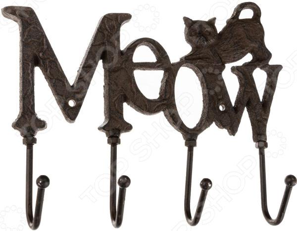 Крючок Lefard «Мяу» 768-505 крючок lefard 768 304