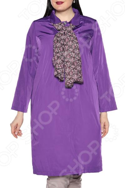 Плащ Гранд Гром «Деловая леди». Цвет: фиолетовый туника гранд гром ассорти идей цвет коричневый