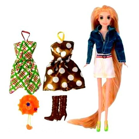 Купить Кукла интерактивная с аксессуарами Zhorya Х75505