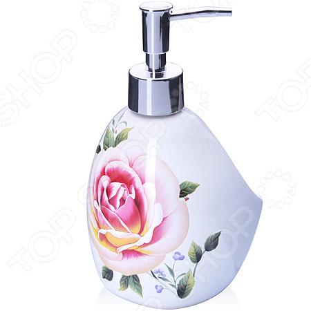 Диспенсер для мыла Loraine LR-27746 «Нежность»