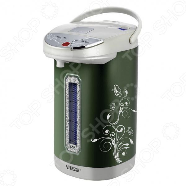 Термопот Vitesse VS-161 бак из нержавеющей стали для питьевой воды москва