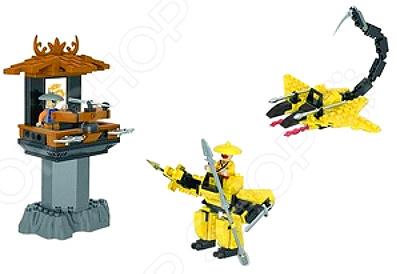 Конструктор игровой 1 Toy 57031 «Осада башни» конструктор cyber toy cybertechnic 2 в 1 303 детали 7781