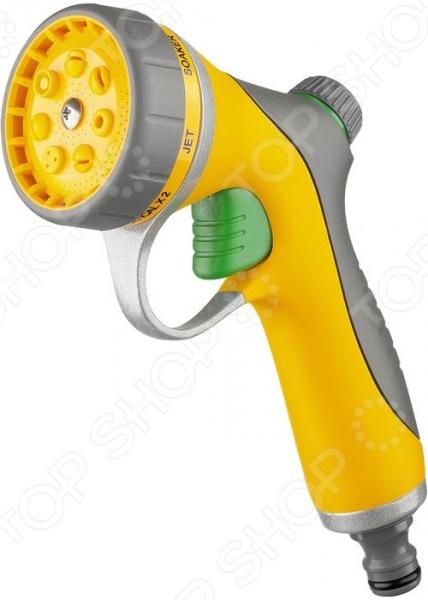 Пистолет-распылитель PALISAD LUXE 65166 пистолет для полива palisad luxe 65163