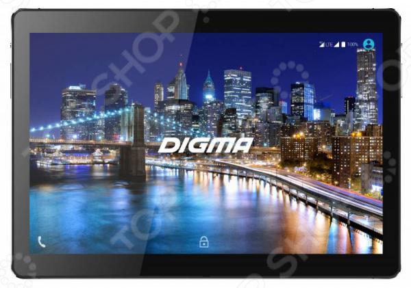 Планшет Digma CITI 1508 4G планшет digma citi 1508 4g 10 1