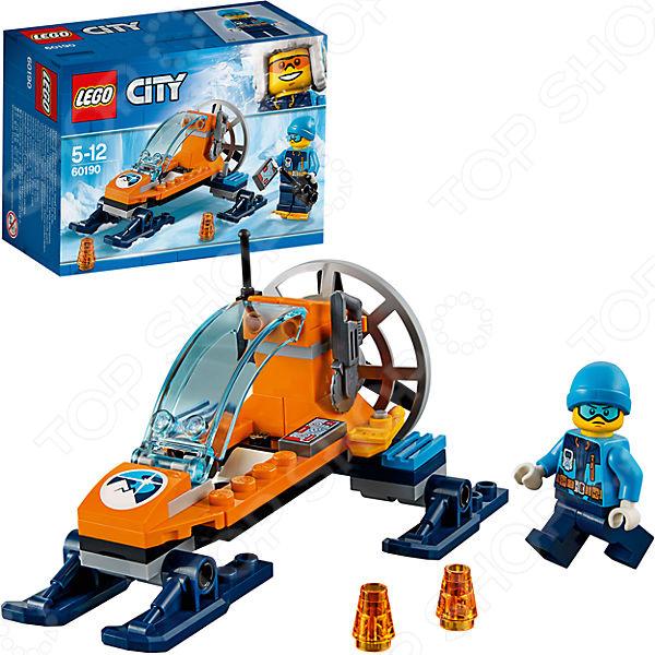 Конструктор-игрушка LEGO City Arctic Expedition «Аэросани»