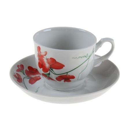 Купить Чайная пара ДФЗ «Рубин»