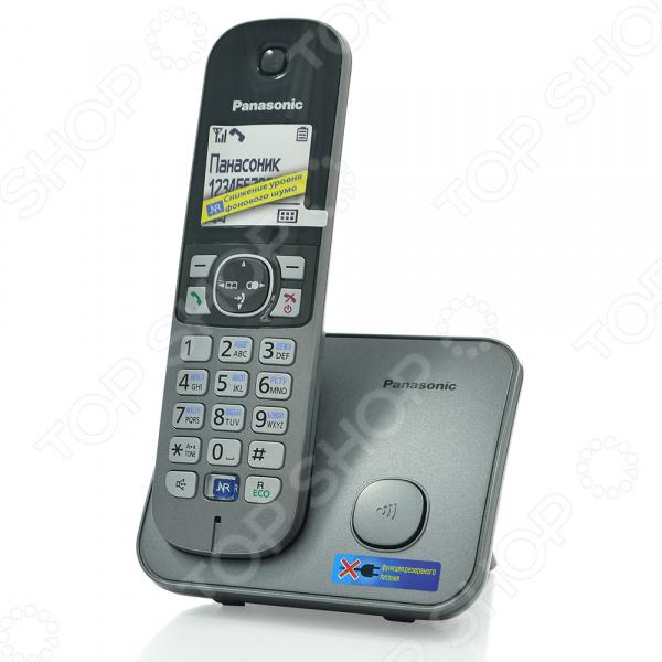 Радиотелефон Panasonic KX-TG6811 радиотелефон