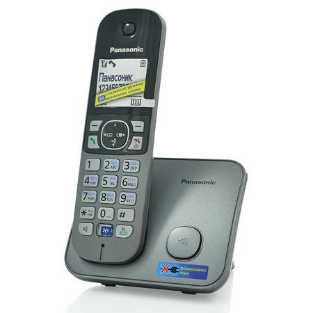Купить Радиотелефон Panasonic KX-TG6811