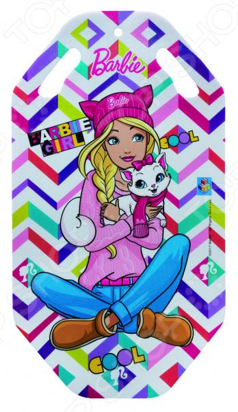 Ледянка фигурная 1 Toy Barbie
