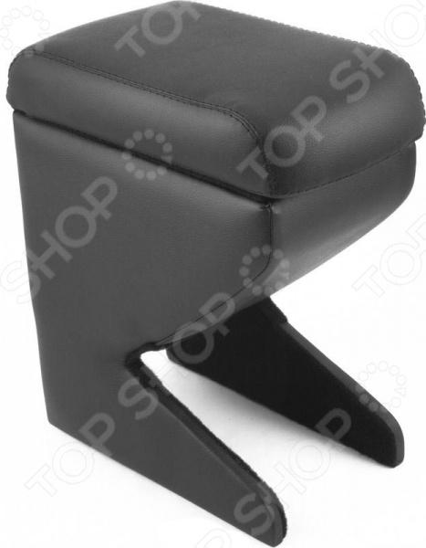 Подлокотник автомобильный Restin LADA 4х4 5d V1, 1995 автоподлокотник restin для lada 4х4 5d v1 1995 черный экокожа шт rest 789014