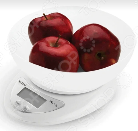 Весы кухонные Kelli KL-1530