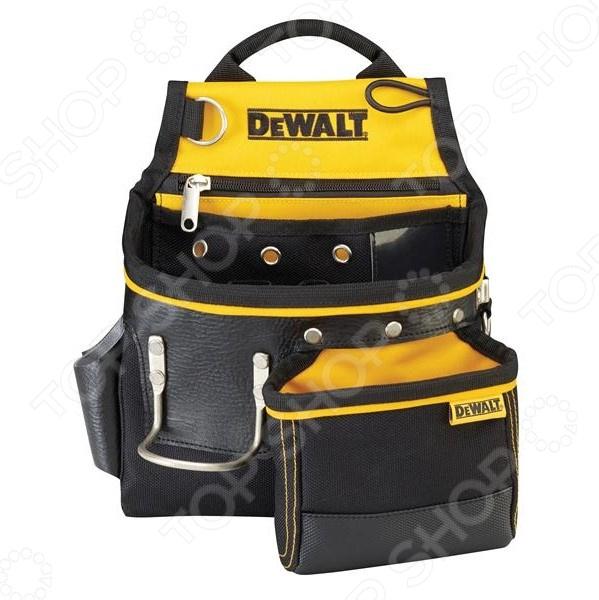 Сумка поясная для гвоздей и молотка Stanley Dewalt DWST1-75652