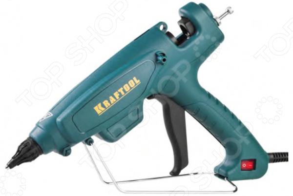 Пистолет клеевой Kraftool Pro 06843-220-12