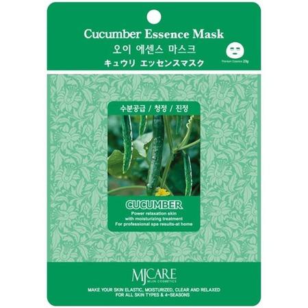 Купить Маска увлажняющая для лица MJ Care Cucumber