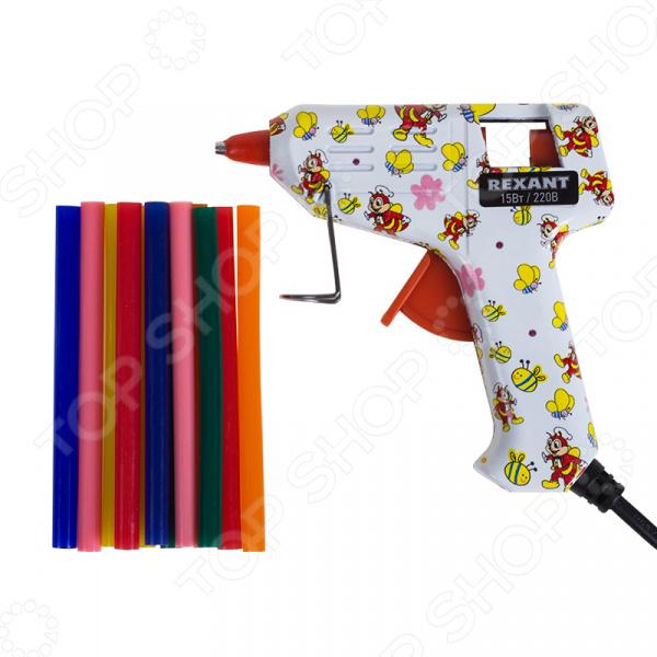 Пистолет клеевой 12-0112