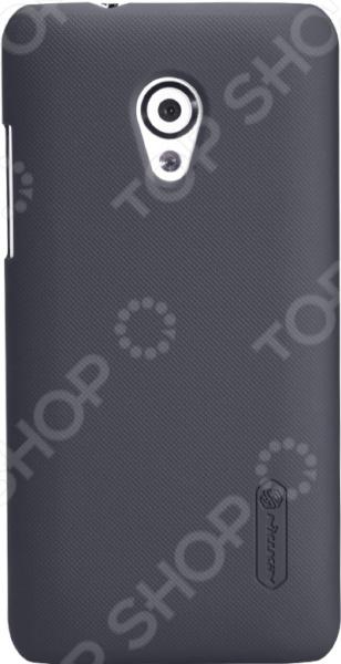 Чехол защитный Nillkin HTC Desire 700/7088 чехол для htc desire 616 nillkin super frosted белый