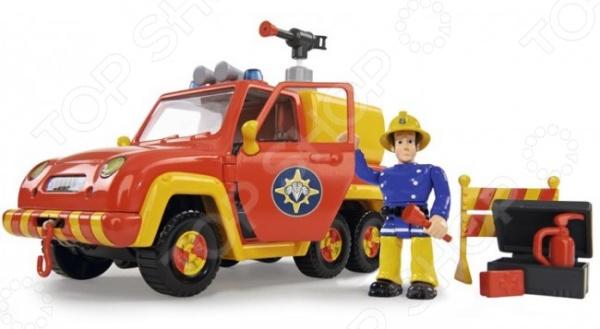 Машина со звуковыми эффектами Simba «Пожарный Сэм. Венус»