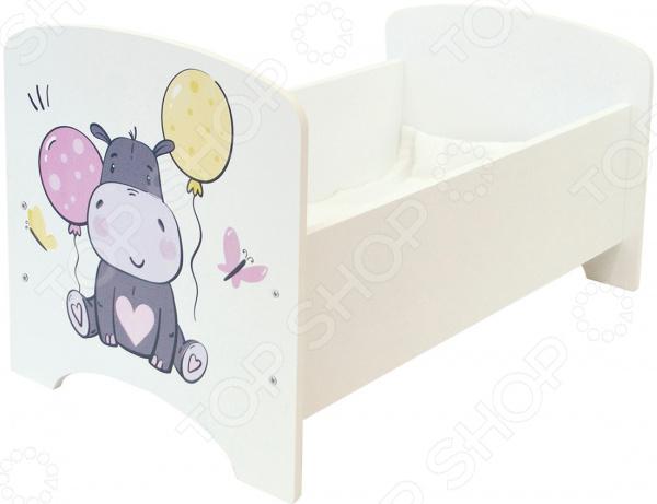Кровать для куклы PAREMO «Крошка Дори»