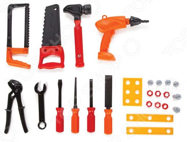 Подробнее о Набор инструментов игровой PILSAN Tool Set аксессуары для инструментов