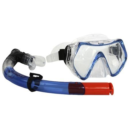 Купить Набор из маски и трубки Submarine M168S+SN26-1S