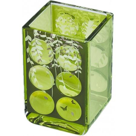 Купить Стакан для ванной Tatkraft Acryl 3D Magic Emerald