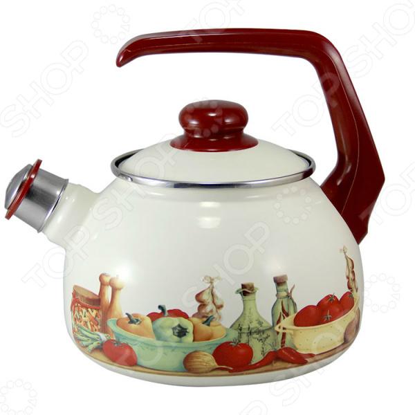 цена на Чайник со свистком Metrot Картина