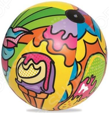 Мяч надувной Bestway Pop Art мяч пляжный 41см bestway 31004