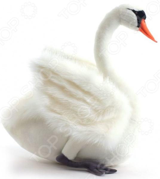 Мягкая игрушка Hansa «Лебедь белый»