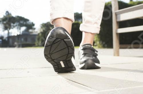 Кроссовки адаптивные Walkmaxx женские. Цвет: черный 1