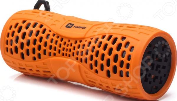 Колонка портативная беспроводная Harper PS-045 Колонка портативная беспроводная Harper PS-045 оранжевый /Оранжевый