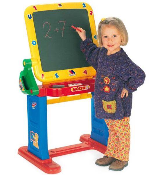 Мольберт детский Palau Toys «Моя первая студия»