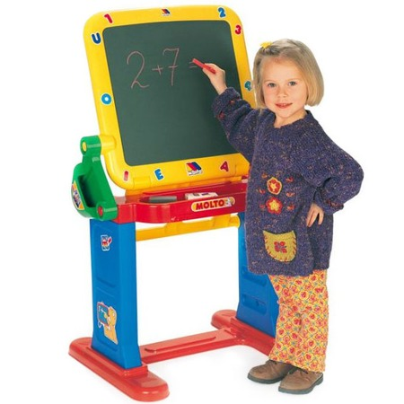 Купить Мольберт детский Palau Toys «Моя первая студия»